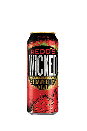 REDD'S Wicked Strawberry Kiwi